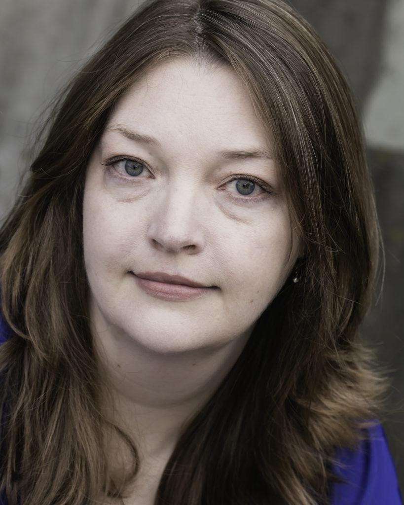 Kristine Antonsen serious headshot, shot by Mandy Price Photography