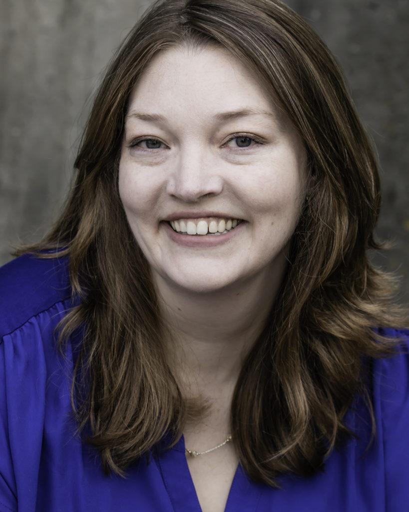 Kristine Antonsen headshot, shot by Mandy Price Photography